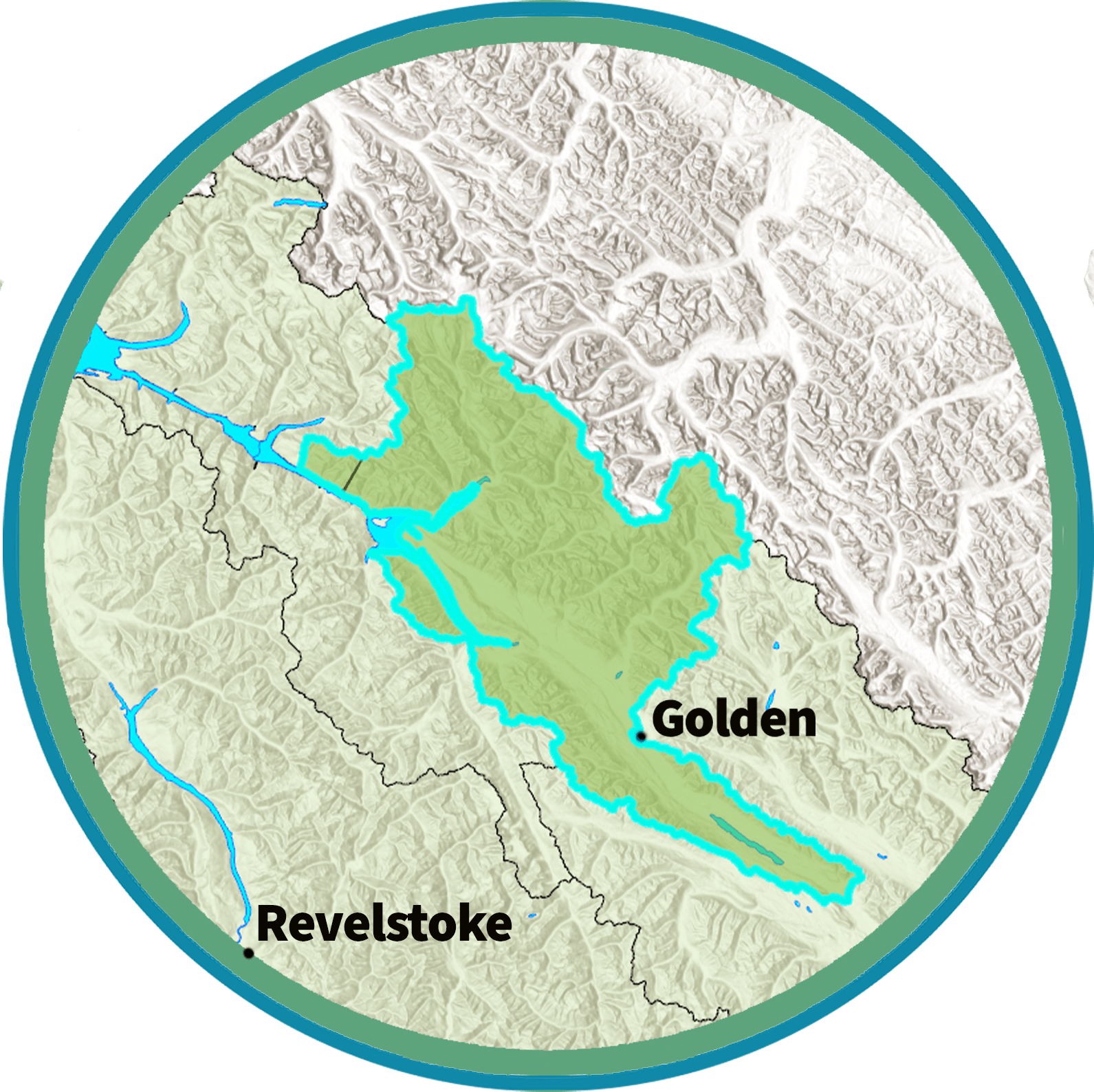 Upper Columbia image placeholder